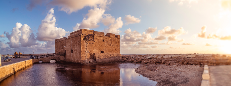 5 Pafos Castle
